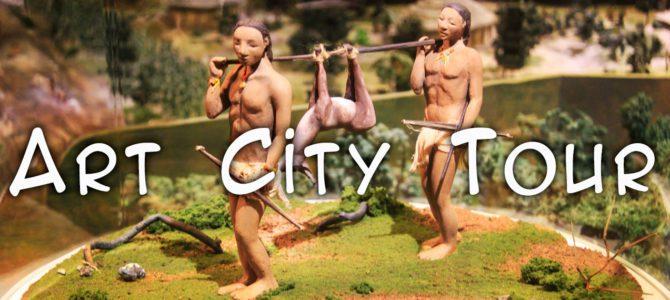 Art City Tour. Рассказы о Коста-Рике от коренного жителя.